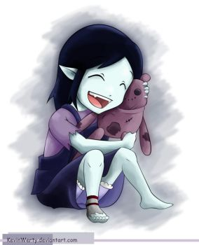 Marceline - I'm Hurting you Because I love you by KevinWerty