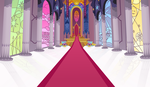 Canterlot Throne Room by Magister39