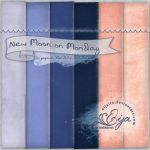 New Moon on Monday paper pack by Eijaite