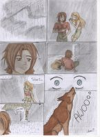 A wolf's heart page 20 by Aiko-Konomichi