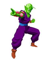Piccolo Colored by BoScha196
