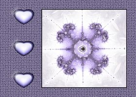 I heart Mandelbrot by CoffeeToffeeSquirrel