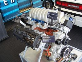 The 6.1 Hemi by DetroitDemigod