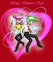 FOP Valentine--Cosmo and Wanda by HHB-BookMaster