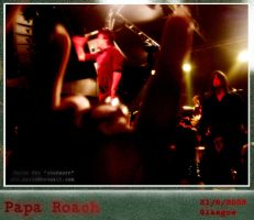 Papa Roach: Horns by chedsorr