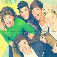 one direction 7 by AnnaCMz