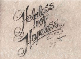 Helpless not Hopeless by Pipenagos