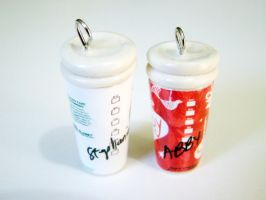 starbucks cup name details by luckymarias