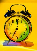 Technicolor Clock 3203331 by StockProject1