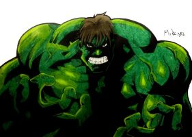 Hulk by MikeES
