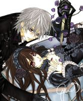 Vampire Knight: ZeroXYuki by BlackTime9