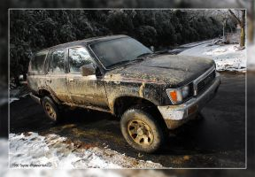 4Runner 4x4 by WeezyBlue
