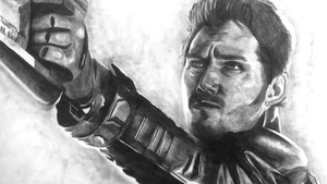Star Lord by bloatedwhalecorpse