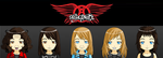 Aerosmith by JackHammer86