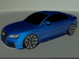 Audi RS5 WIP006 by Pisci
