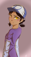 Clementine - Slightly Older by Crazyb2000