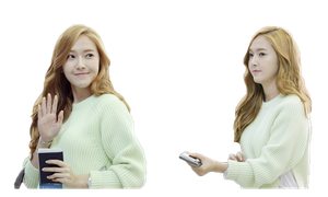 PNG Jessica#2  Incheon / HK Airport by Syaoran-Ngo