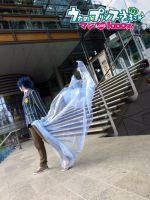 Tokiya with wings by YuiMizutama