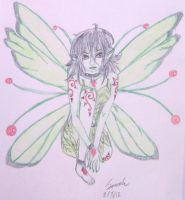 Aestate Fairy by TheIvoryPrincess