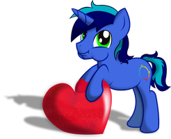 A Big Heart by Icaron