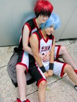 KnB: You are my Shadow by Mr-Pineapple