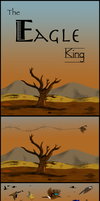 The Eagle King - Page 1 by BirdGVee