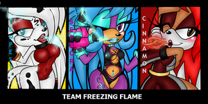 .:Team Freezing Flame:.~! by SephoraInSpace