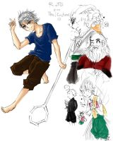 RotG:the_guardians_in_Thai_costume by souldaki