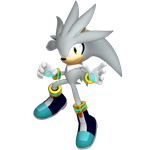Silver the Hedgehog by JaysonJean