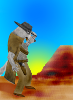 Jack of the west by wolf117M
