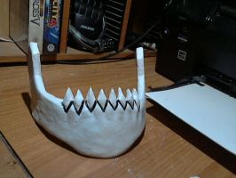 Yammy Llargo Mask FINISHED by Leith-FF