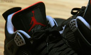 Black Cement 4s - Flight by BBoyKai91