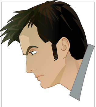 Vector Doctor WIP by Girl-on-the-Moon