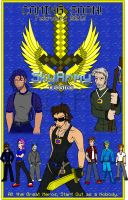 SkyArmy Origins COMING SOON! .:COMMISSION ONLY:. by TomBoy-Comics