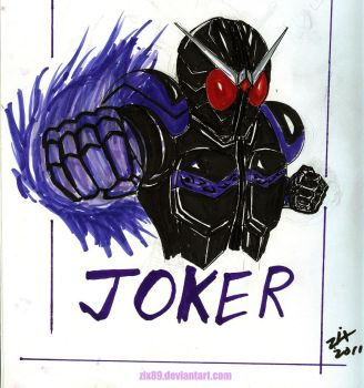 JOKER MAXIMUM DRIVE by ZIX89