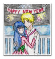 A NaruHina New Year by PinayNaruto