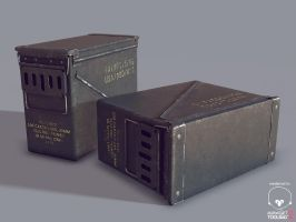 Ammo Box by alpinsky