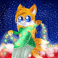 CG(2013): Christmas lights by lifegiving