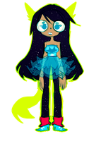 space girl by dollieguts