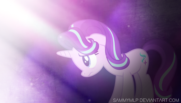 Stepping Out Into The Light by SammyMLP