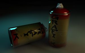 spray by pixel4life