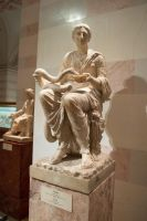 Antique statue 19 by DeLucr-Stock