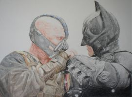 Batman Bane - Complete by TBabing