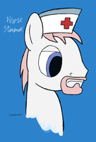 Nurse Stimpack by Schluberlubs