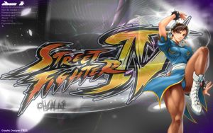 Chun Li Street Fighter IV by NEO-Musume