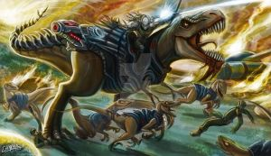 predators attack by clemper
