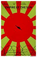 Empire Of The Sun Poster by Lafar88