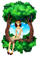 And I shall eat ALL the leaves by Centi