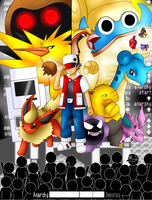 The New Kanto Legend -Twitch Plays Pokemon- by NWSaiyanX