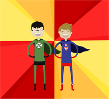 X-Ray and Vav! by Yuuchou